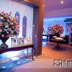 Decoração de Casamento: Azul, Lilás e Rosa