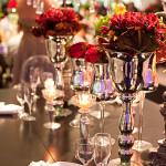 Decoração de Casamento: Preto, Branco e Vermelho