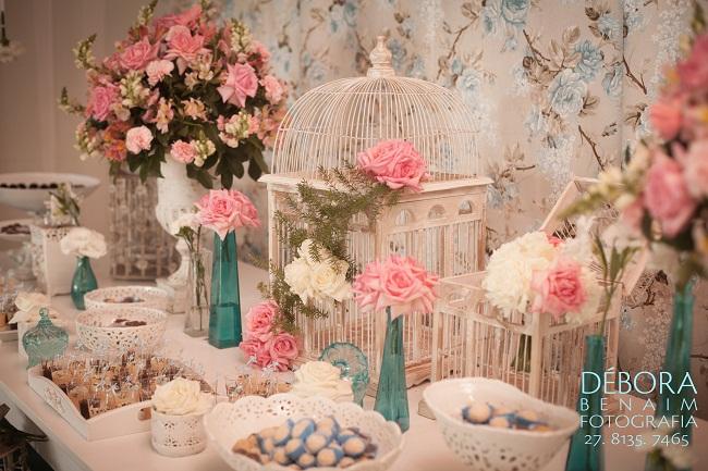 Decoração de Casamento Provençal  Peguei o Bouquet