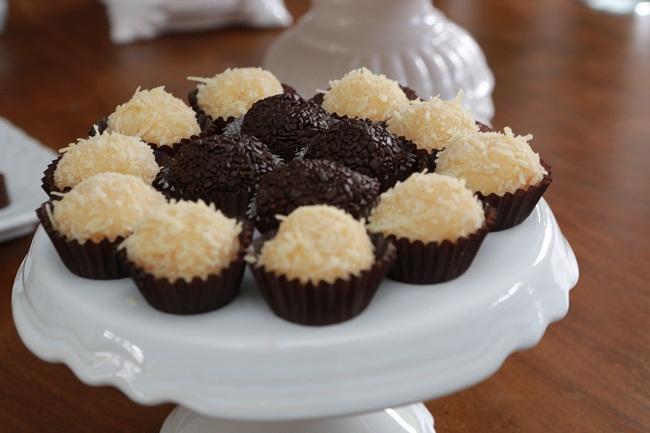 Delícias da Chocolateria Brasil!