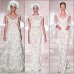 Tendências para Vestidos de Noiva em 2014