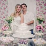 Noivado: Fernanda e Gustavo
