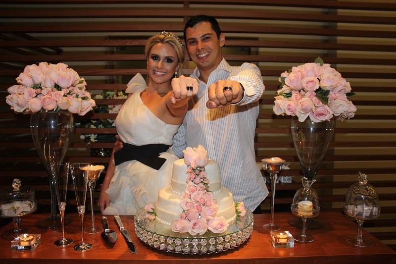 para se comemorar o casamento no civil , né?! heheh) O resultado