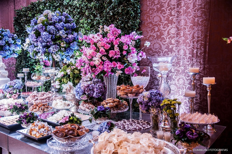 decoracao de casamento azul amarelo e rosa : decoracao de casamento azul amarelo e rosa:Decoração de Casamento: Rosa e Azul – Noivinhas de Luxo