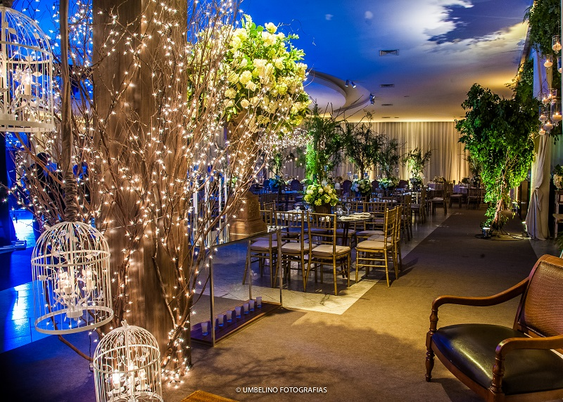 Decoração de Casamento Branco e Verde Linda  Peguei o Bouquet