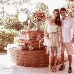 Almoço de Padrinhos: Camila e Juliano