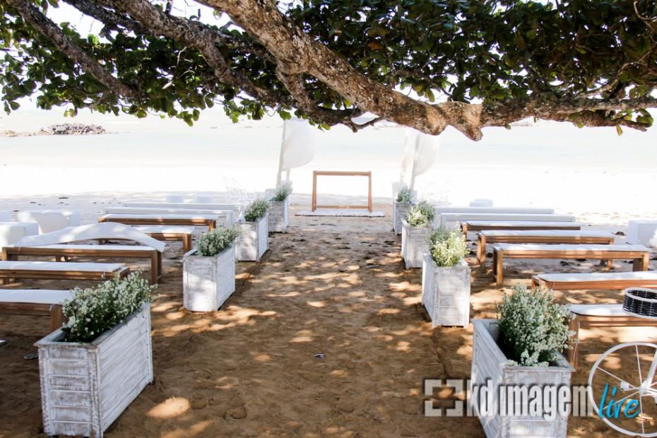 Casamento na Praia Formosa - ES