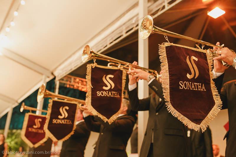 Música da Cerimônia com a Sonatha
