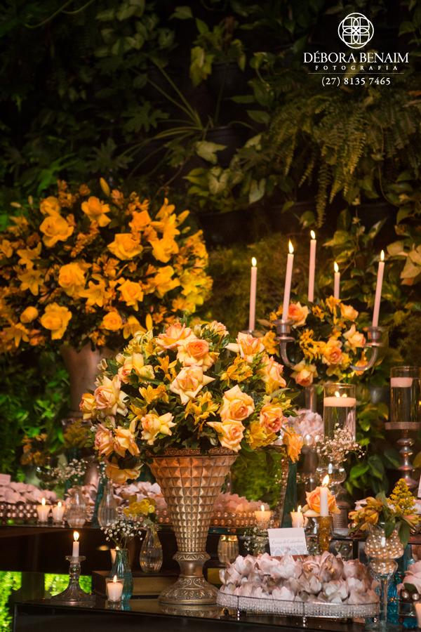 Casamento de Lygia Bellotti e Rodrigo Piltz - Decoração Ideias de Evento - Foto: Débora Benaim
