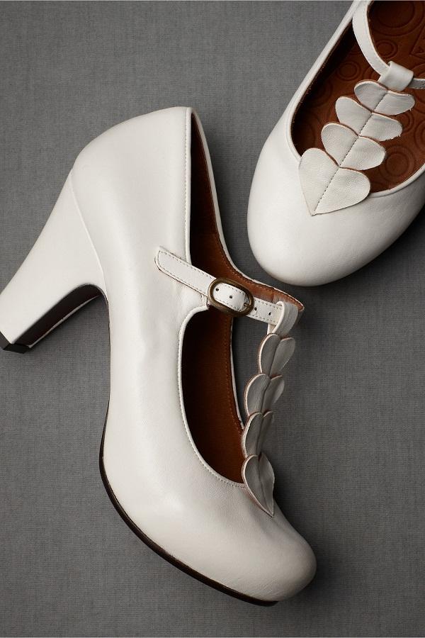 2cfb0798af Sapato de Noiva - Peguei o Bouquet