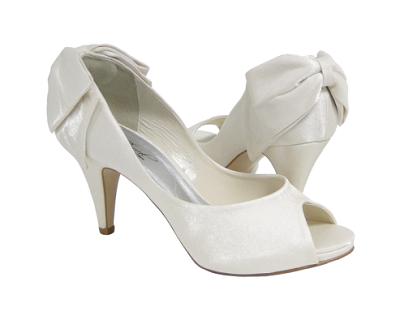 8d2b39400 Sapato de Noiva: Salto Médio - Peguei o Bouquet
