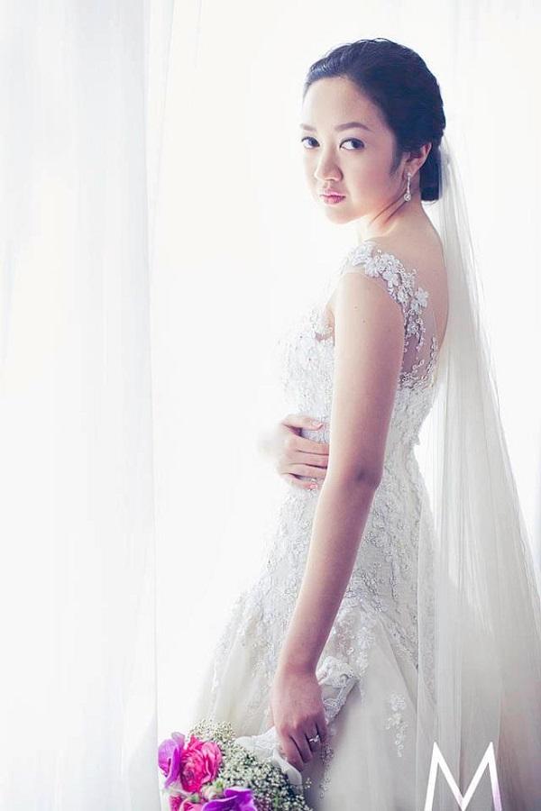 Vestido Cecilio Abad - Foto: Metrophoto