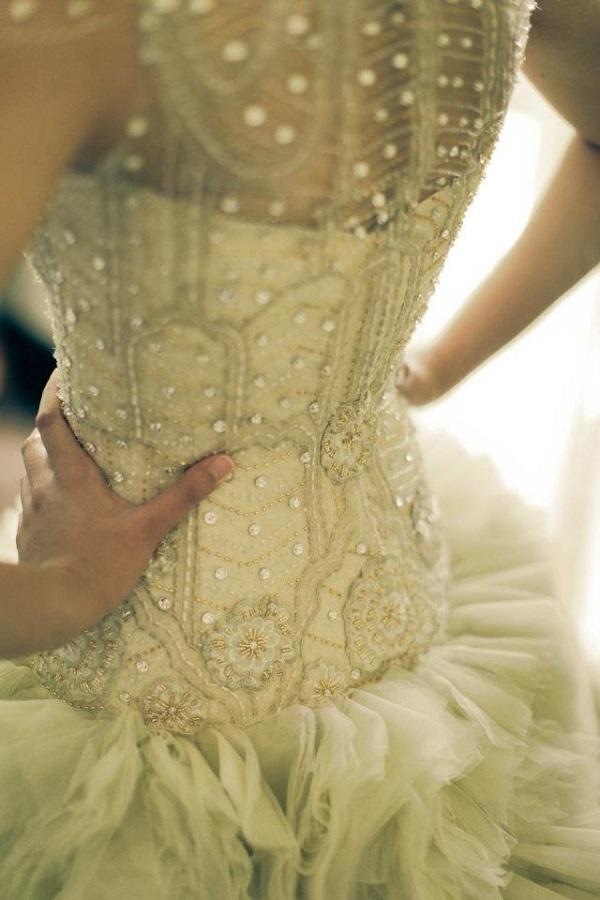 Vestido Cecilio Abad - Foto: Pat Dy