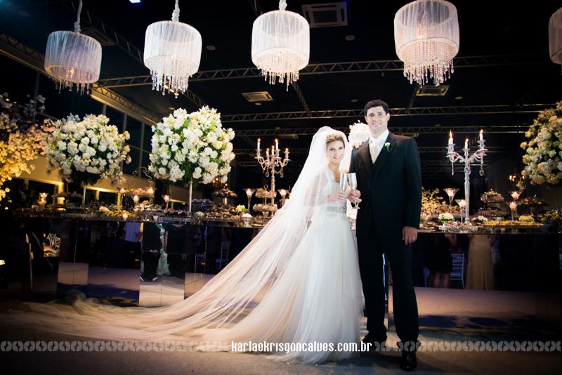 Casamentos Reais: Sara e Junior