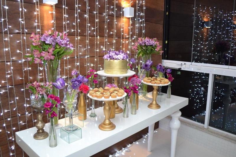 Decoraç u00e3o de Casamento no Civil Peguei o Bouquet -> Fotos De Decoração De Festa De Casamento Civil