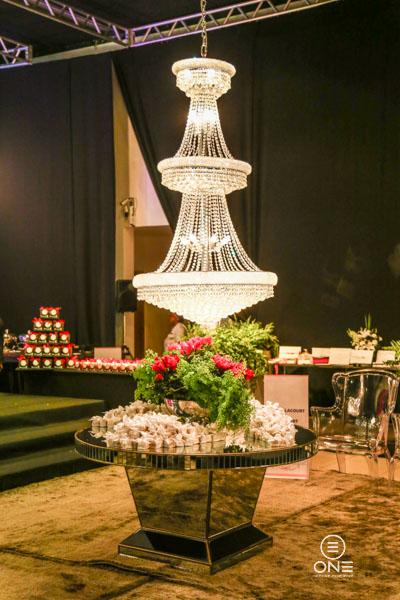 Bem-Casados Louise Lacourt - Décor Ideias de Evento - Mobiliário Unimport