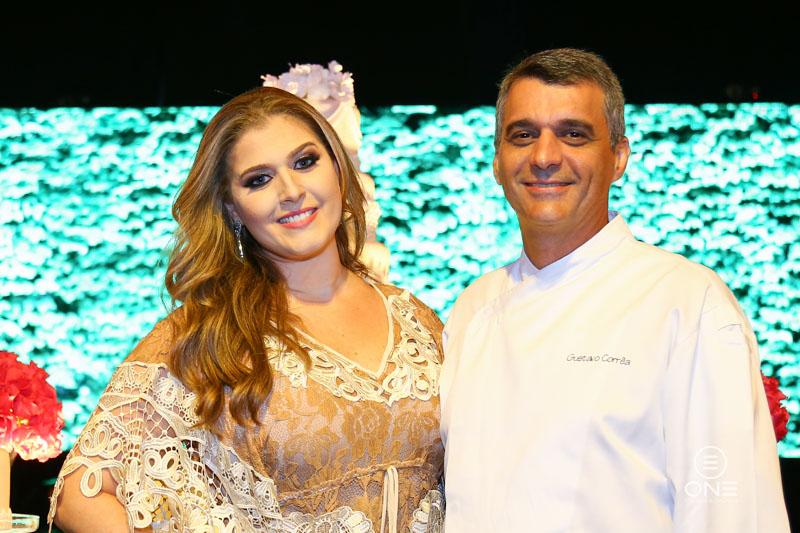 Com Gustavo Corrêa, Chef do Itamaraty Hall