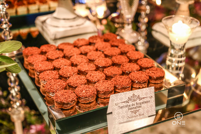 Doces da Chocolateria Brasil