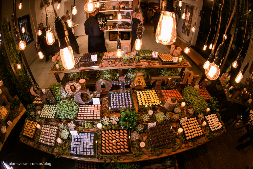 Chocolateria Brasil: O Evento