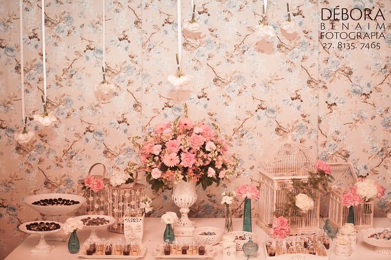 Populares Dicas para Decoração de Casamento Vintage - Peguei o Bouquet OE29