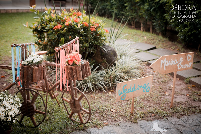 Dicas para Decoração de Casamento Vintage