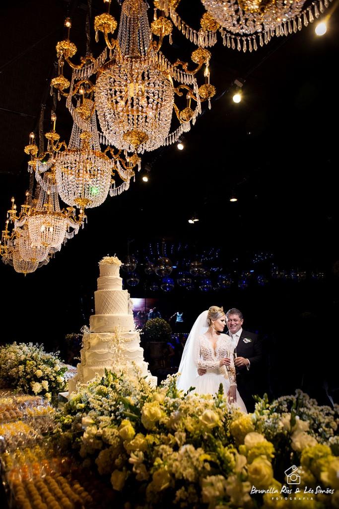 Casamento Clássico: Annelise e Fabrício