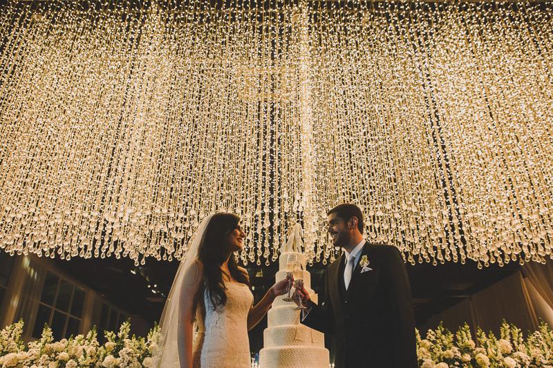 Casamento no Itamaraty Hall: Juliana e César