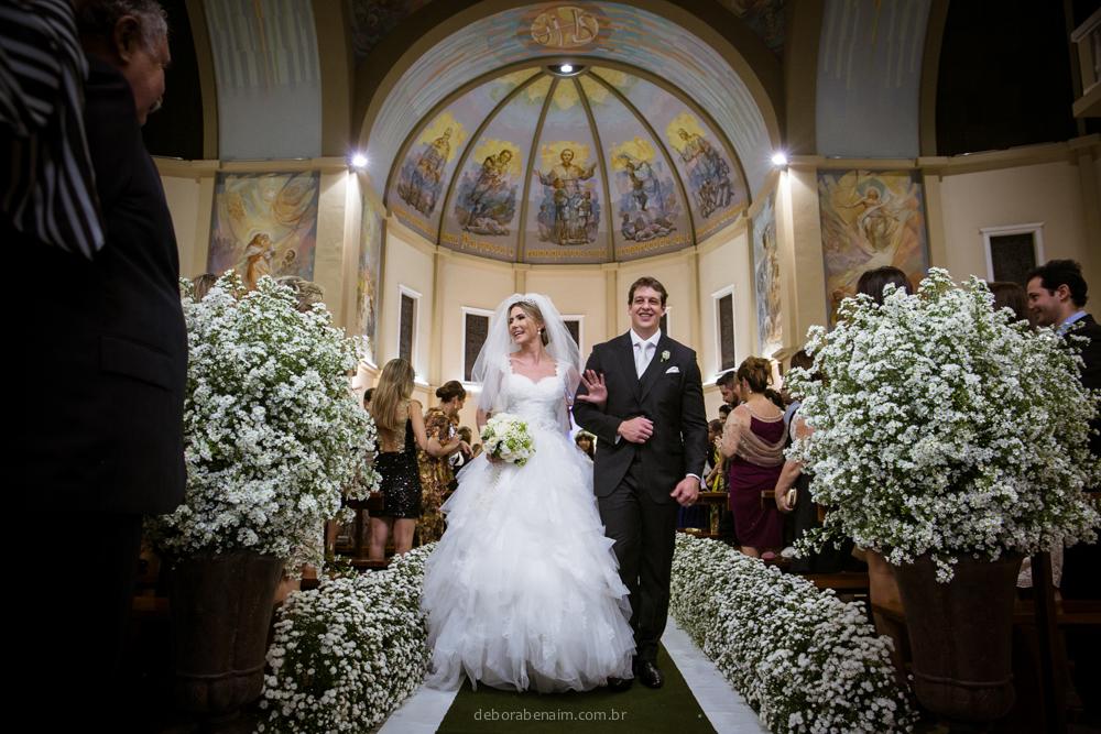 Casamento no Itamaraty Hall: Estefania e Bernardo