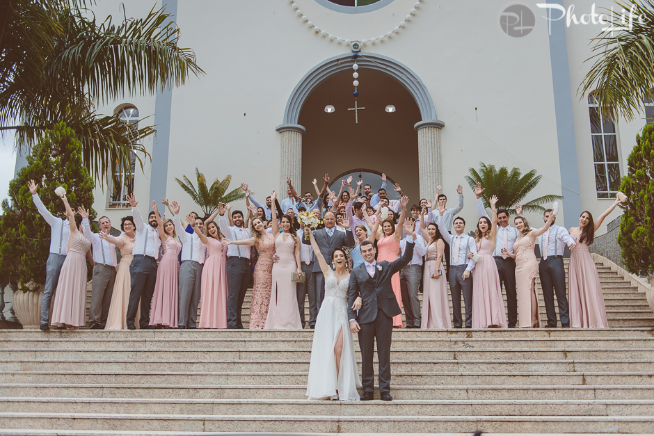 Casamento em Pedra Azul: Fernanda e Daniel