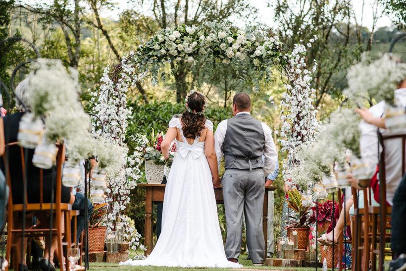 Renova o dos votos 5 anos de casados peguei o bouquet for Renovar votos de casamento