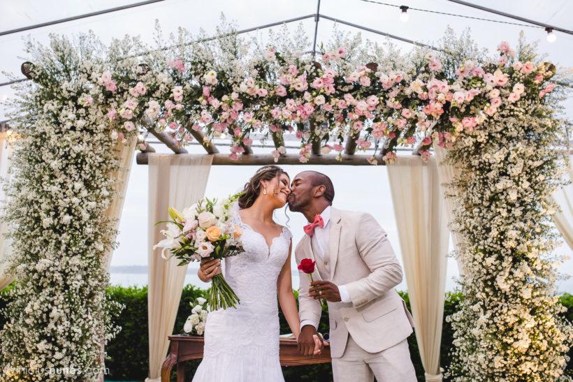 Casamento Ao Ar Livre: Daiane e Djavan