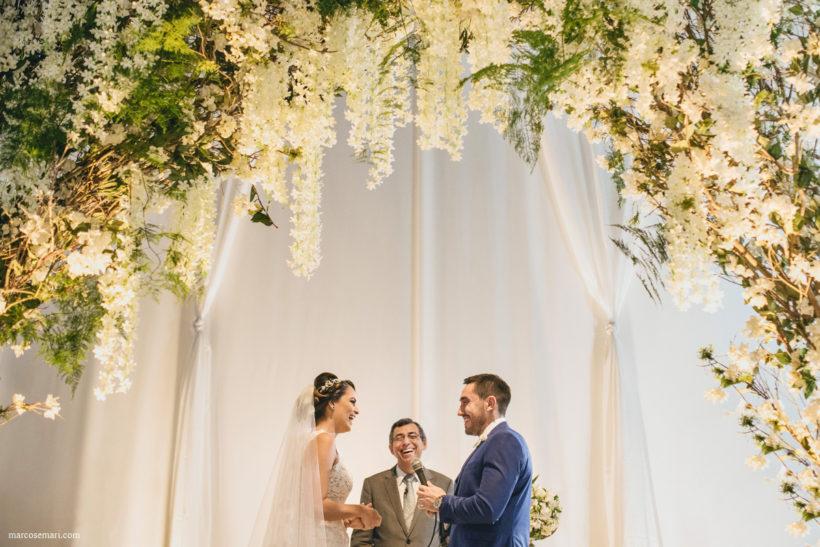 Casamento no Itamaraty Hall: Julianny e Rodrigo