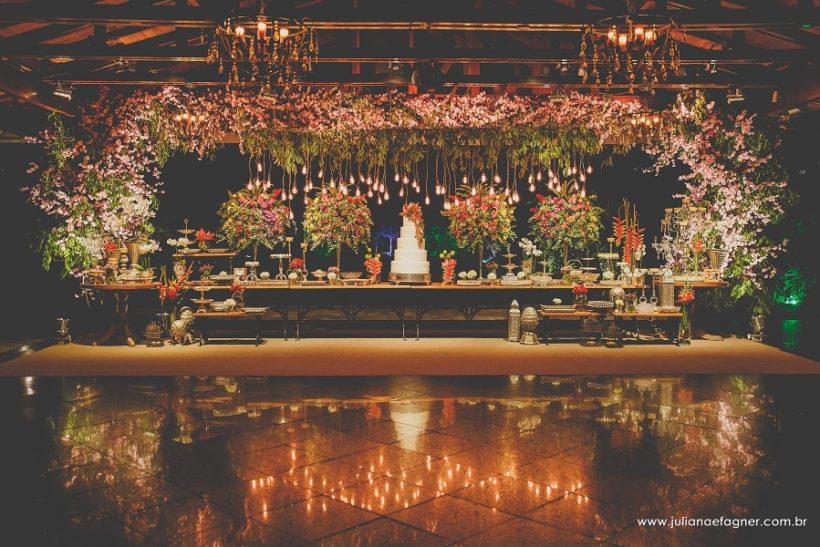 Mini Wedding no Restaurante: Livia e Raphael