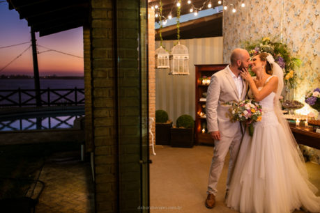 Casamento ao Entardecer: Maria Carolina e Raphael