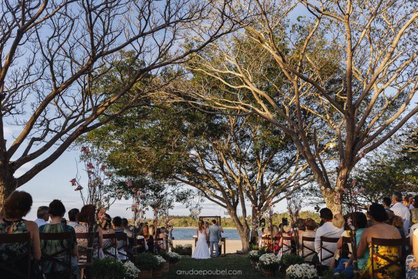 Casamento na Lagoa: Bianca e Ronez