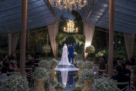 Casamento em Pedra Azul: Mirelle e Rogério