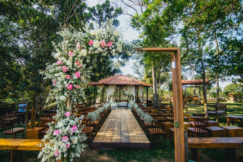 Casamento no Sítio: Gabi e Marcelo