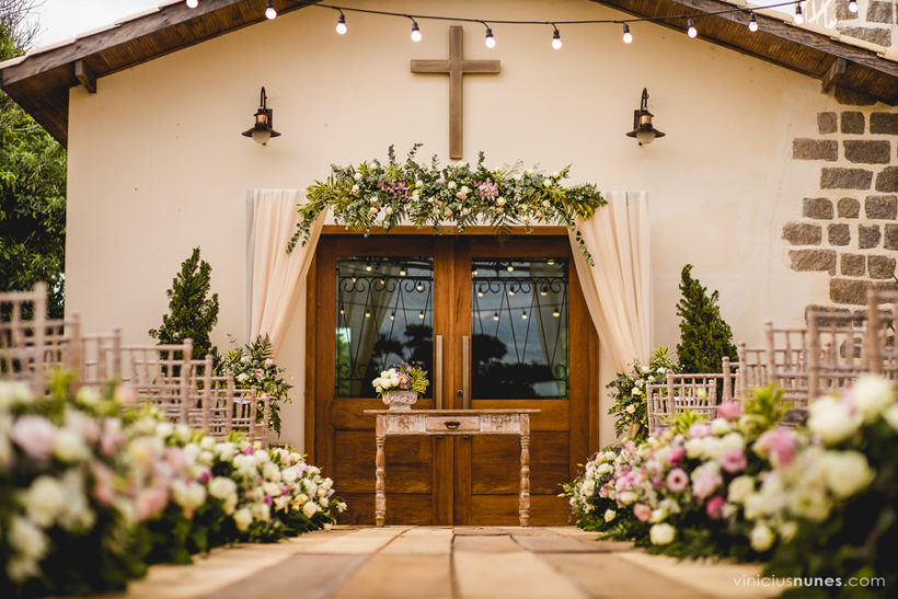 Casamento no Sitio – Priscila e Rafael
