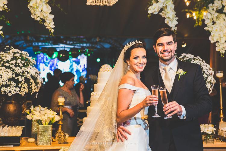 Casamento Clássico: Ana Maria e Claudio