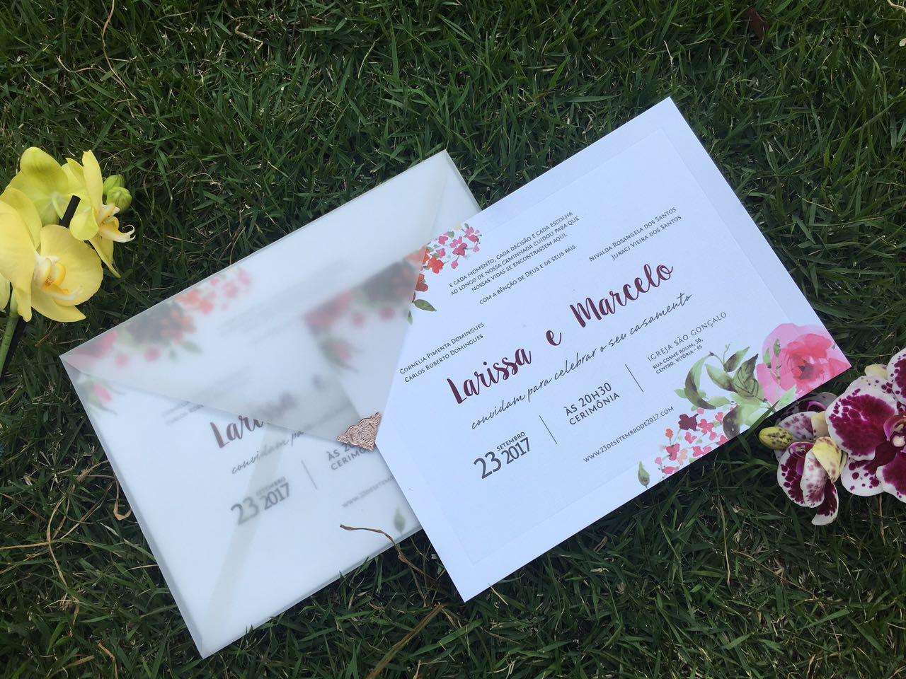 Dicas de Convites de Casamento – Printpaper