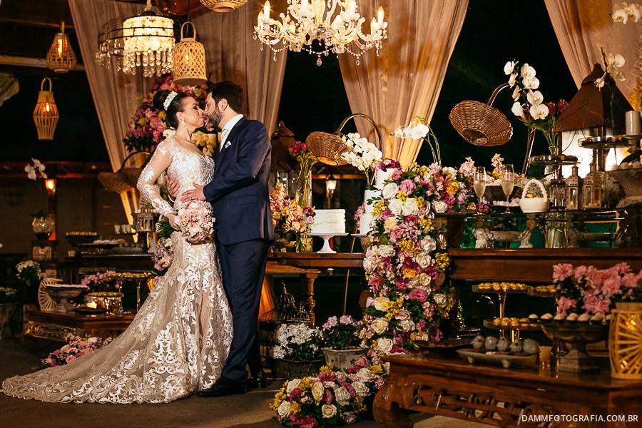 Casamento Estilo Romântico: Alice e Gustavo