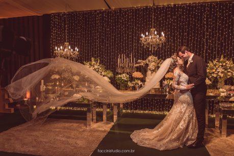 Casamento Clássico: Núbia e André