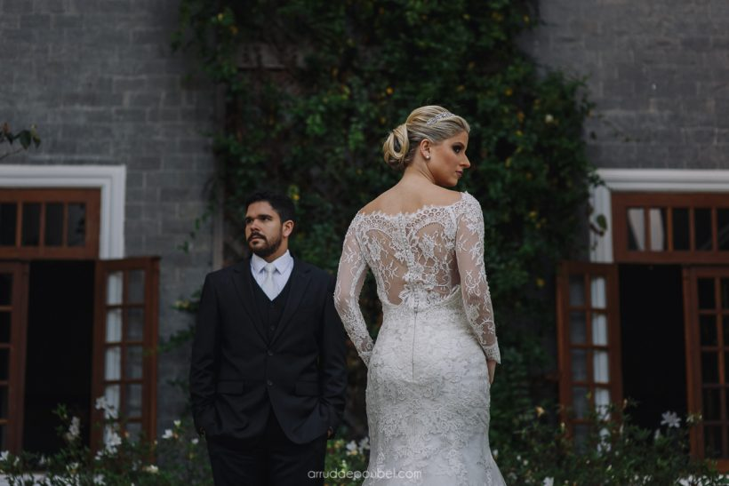 Casamento Estilo Romântico: Juliana e Bruno