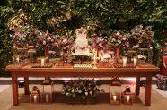 Inspiração de Decoração para Mini Wedding