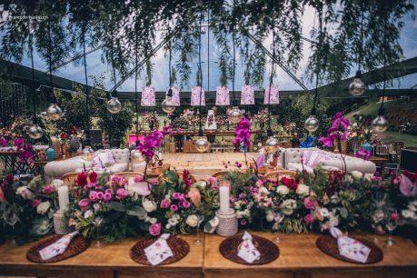 Casamento Ao Ar Livre: Lili e Eduardo