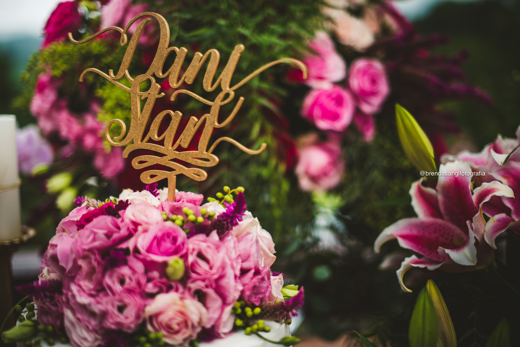 Casamento no Campo - Dani e Stan