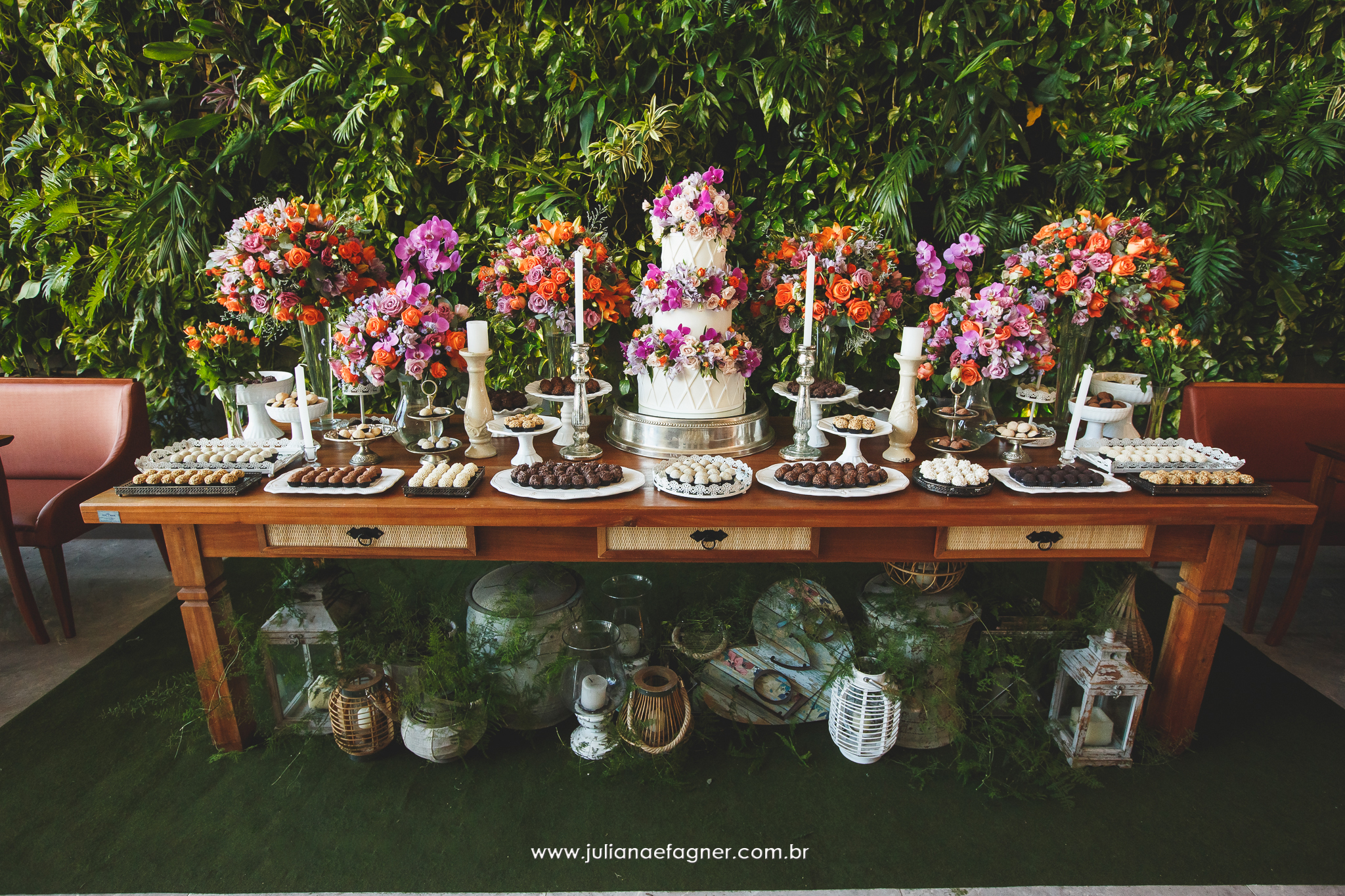 Mini Wedding: Karina e Fabiano