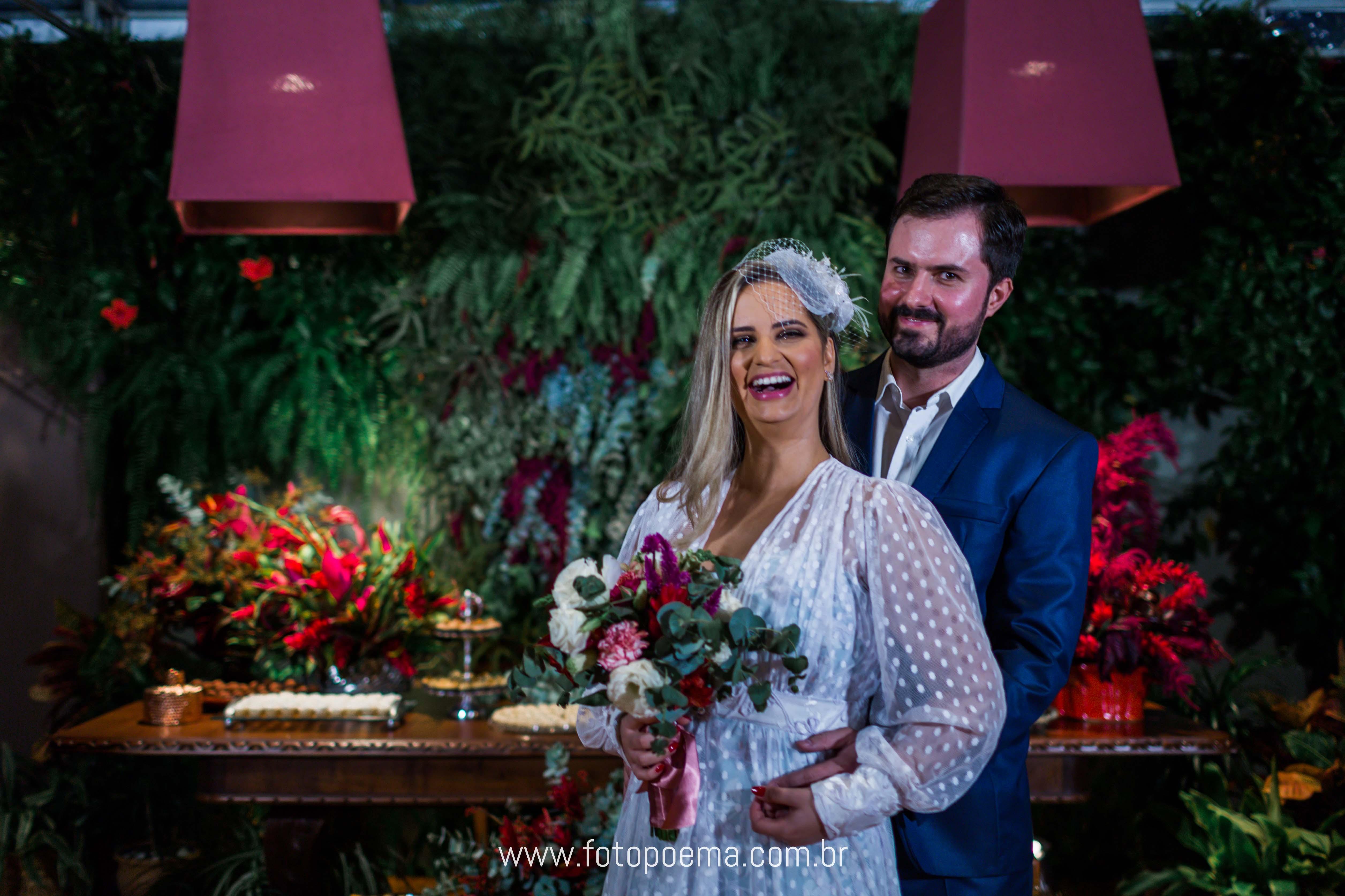 Mini Wedding: Mariana e Patrick