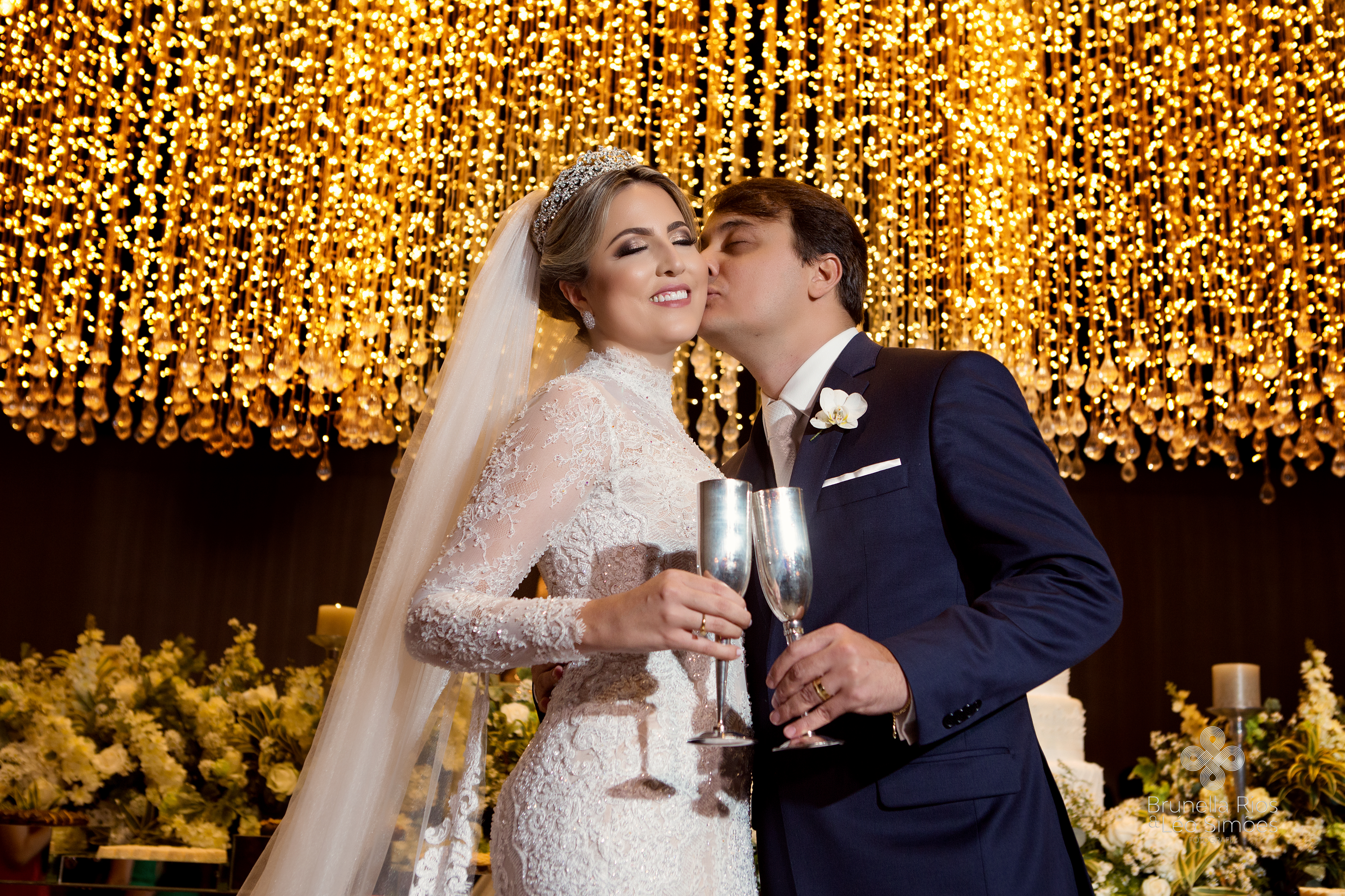Casamento Clássico: Luciana e Rafael