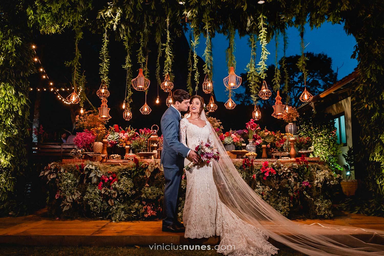 Casamento em Pedra Azul: Carla e Tadeu